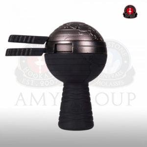 glava za nargilu Globe set silikom 01