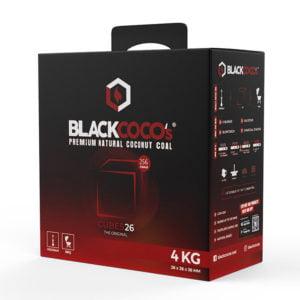 ugalj za nargle BLACKCOCO's pakovanje 4 KG